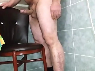 daddy Turkish Daddy bear govern humping cumshot turkish