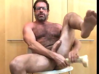 dad Perishable dad wanking hairy