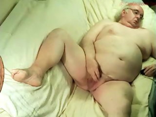 cum grandpa cum on webcam grandpa