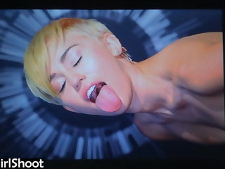 cyrus Miley Cyrus Cum Coerce #3 miley