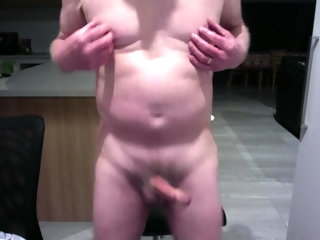 Cumming on cam cumming