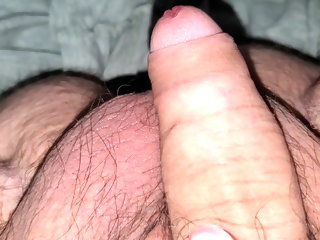 butt cumming