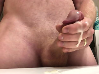 hard jerking