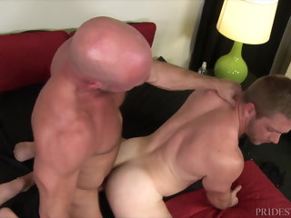 daddy PrideStudios Daddy Killian Knox Barebacks His Boyfriend pridestudios