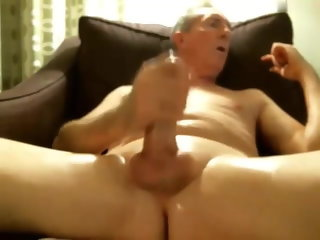 dad Big dicked daddy wanking 033 dicked