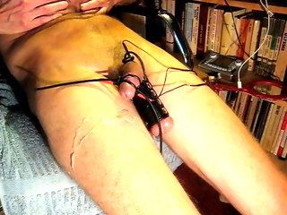 electro Huge electro multiple cumshot huge
