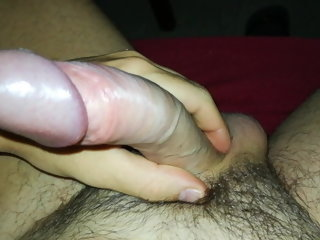 thick Playing with my thick undivided cock 3 playing
