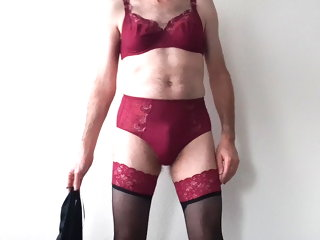wearing crossdresser