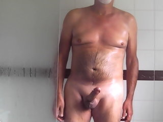 shower cum